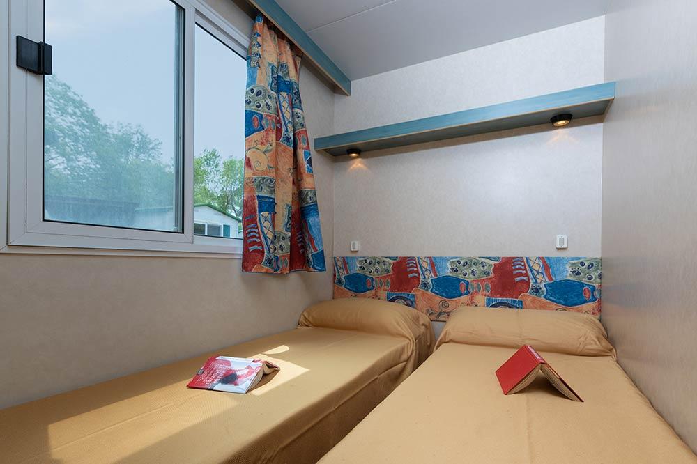 Angolo Cottura In Veranda : Campeggio con case mobili per famiglie a cesenatico veranda aria